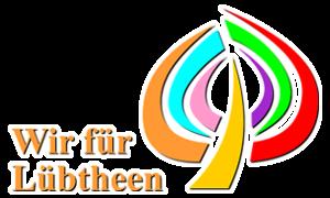 Wir für Lübtheen Logo