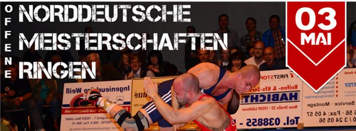 Norddeutsche Meisterschaften in Lübtheen – 03. Mai 14