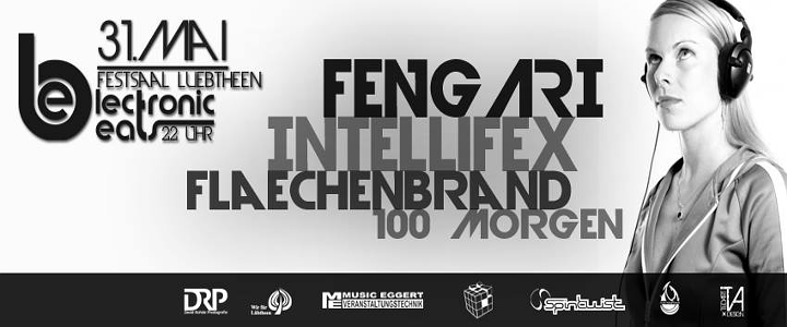 Electronic Beats – 31. Mai mit Fengari