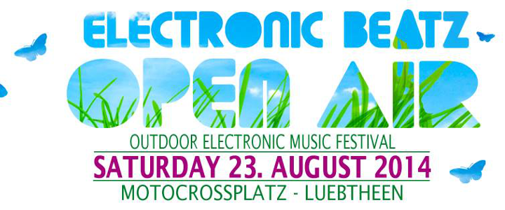 Electronic Beatz OPEN AIR 2014